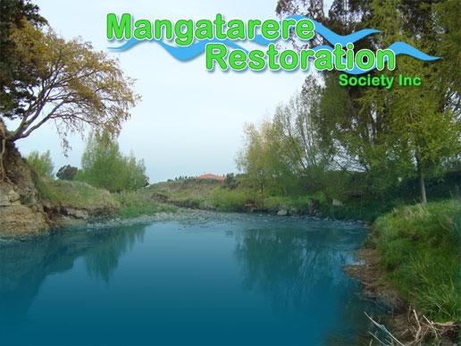 Mangatarere Restoration Society Wairarapa Pukaha To Kawakawa