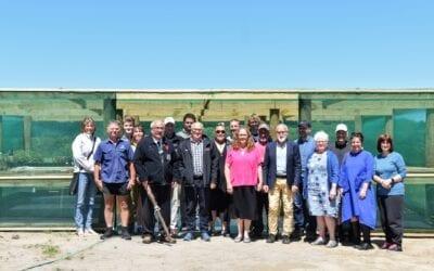 Tonganui Biodiversity Corridors – Looking Forward to the Past