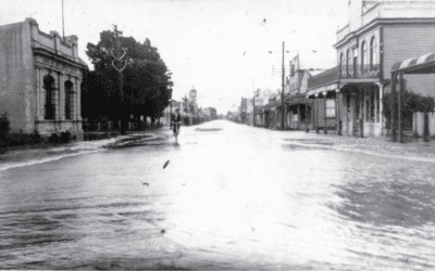 Catastrophic Flooding in Carterton: it's happened before and it can happen again!