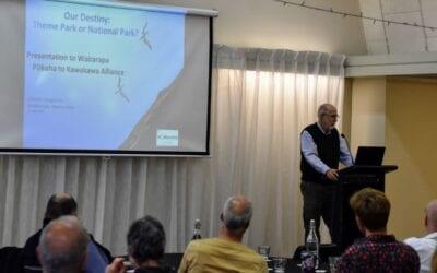 Wairarapa Biodiversity Hui – communities working together for nature