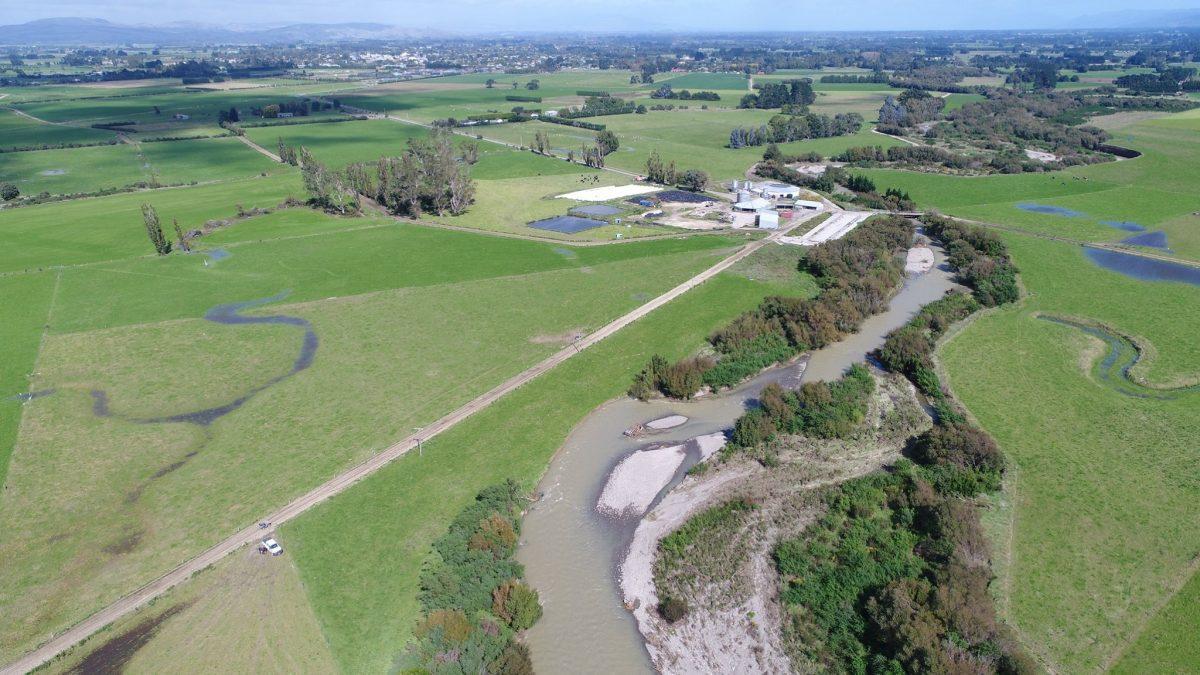 Mangatarere Stream - Greater Wellington