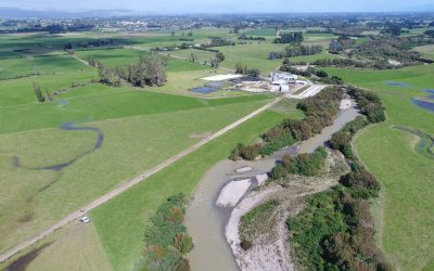 Come and meet the Mangatarere Catchment Project Team