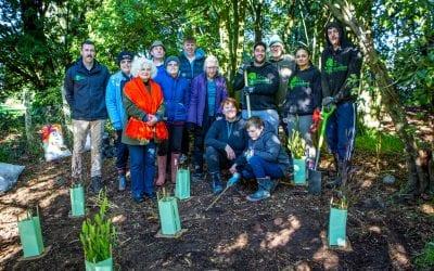 Biodiversity groups abound