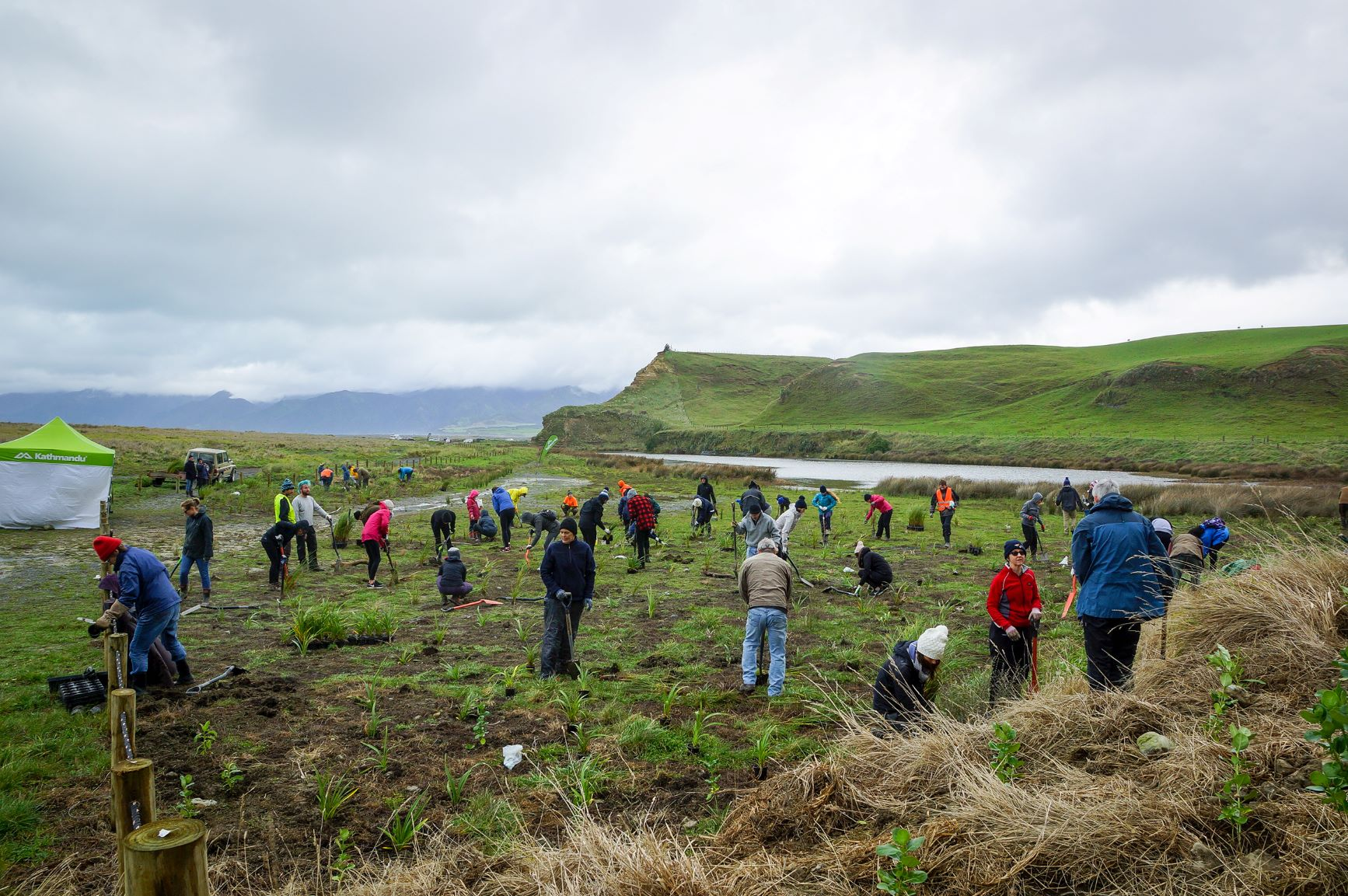 Okorewa Planting Day