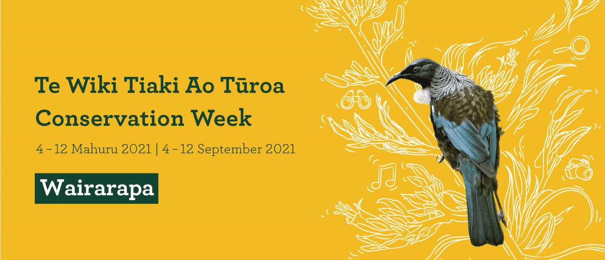 Wairarapa Conservation Week 2021